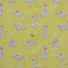 Walter Knabe Wellington Bunnies Machine Printed Wall Covering