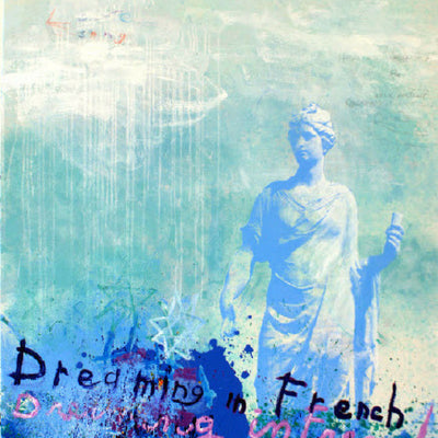 Walter Knabe Artwork Dreaming in French Original Painting - SOLD