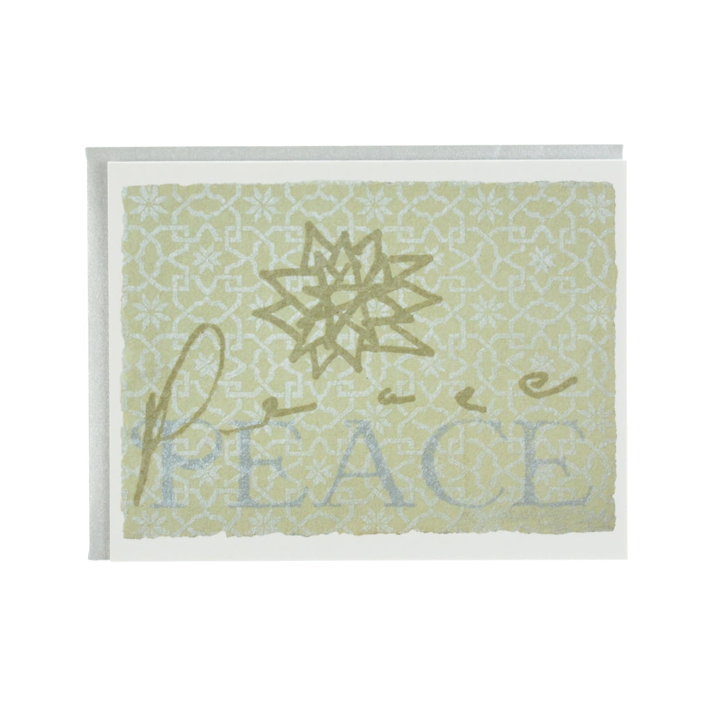 Walter Knabe Holiday Notecard Set Holiday Peace