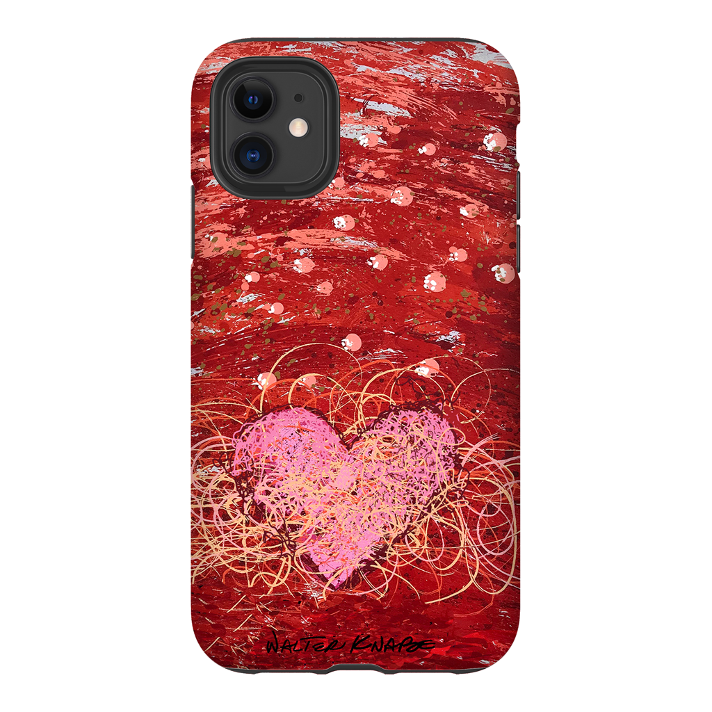 Walter Knabe iPhone Tough Case Love