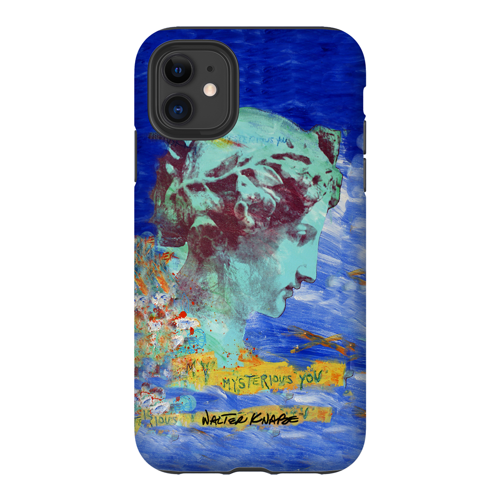 Walter Knabe iPhone Tough Case My Mysterious You