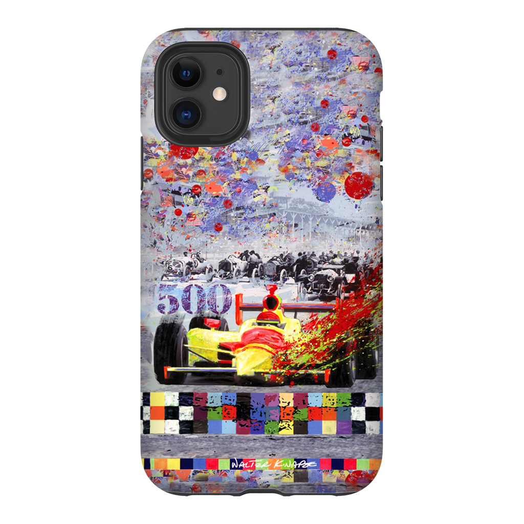 Walter Knabe iPhone Tough Case Race
