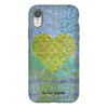 Walter Knabe iPhone Tough Case Heart
