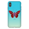 Walter Knabe iPhone Tough Case Butterfly Peace
