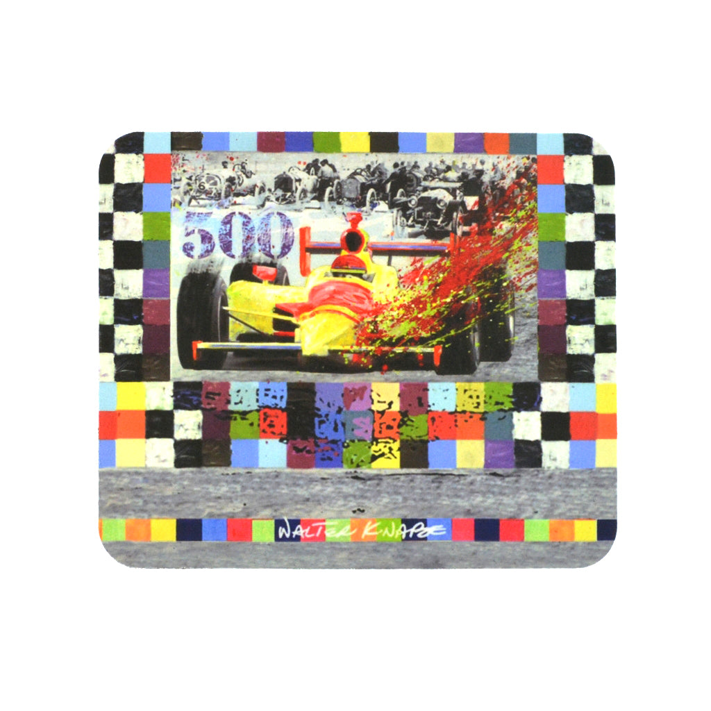 Walter Knabe Mouse Pad Race