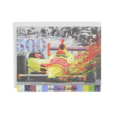 Walter Knabe Notecard Set Race
