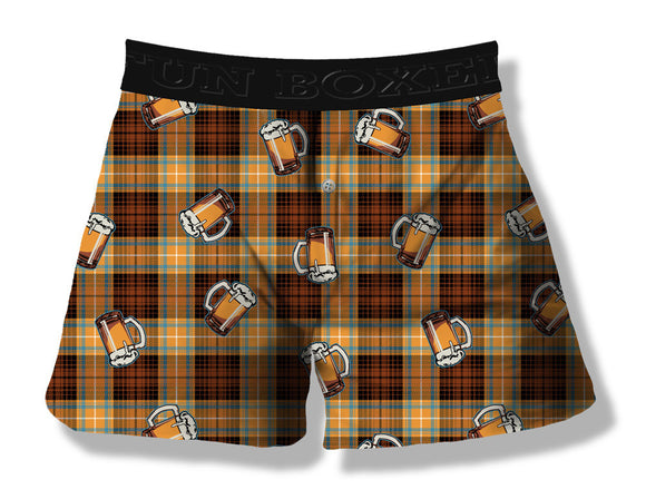 Beer Plaid