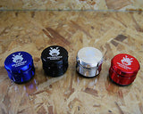 Headchef 4 Part 55mm Metal Herb Grinder - Smokey's Emporium