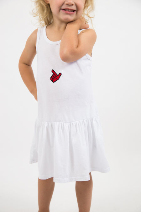 RED RAIDERS ONESIE - TEXAS TECH