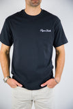 ULTRA TEJAS TECH TEE - CHARCOAL