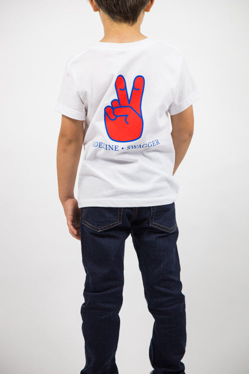 KIDS GREEK TEE- SMU