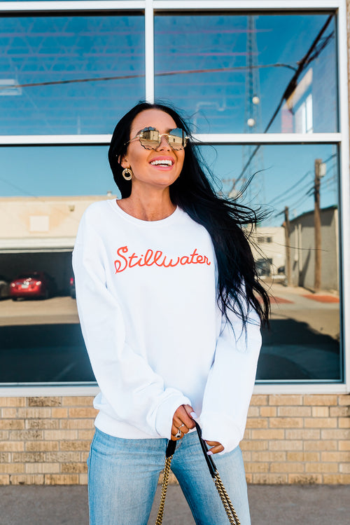 TOWN SERIES STILLWATER SWEATSHIRT