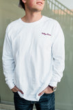 TOWN SERIES COLLEGE STATION LONG SLEEVE TEE