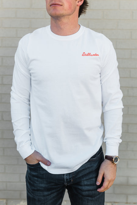 TOWN SERIES TUSCALOOSA LONG SLEEVE TEE
