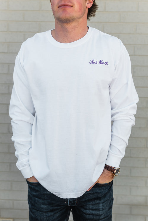 TOWN SERIES FORT WORTH LONG SLEEVE TEE