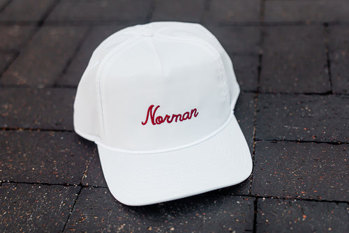 TOWN SERIES NORMAN ROPE HAT