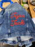 Denim Jacket - Tejas Tech