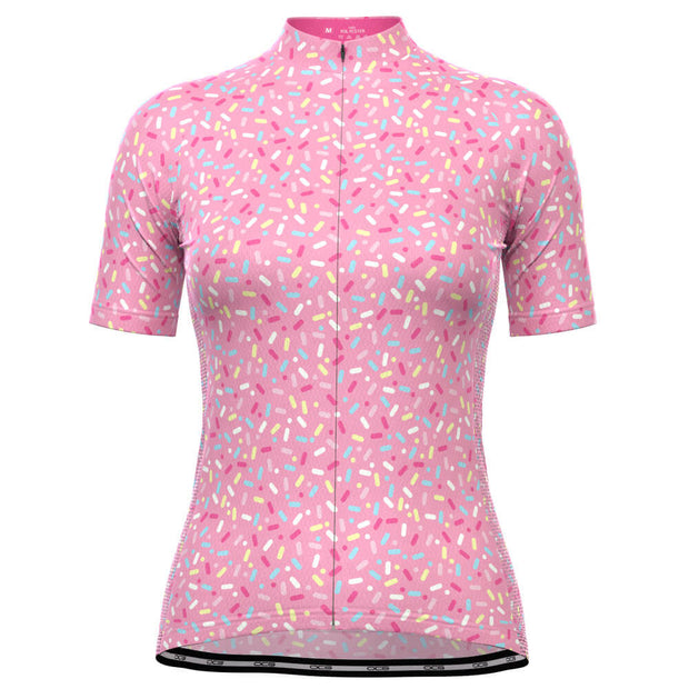 Women's Candy Makes Me Happy Short Sleeve Jersey