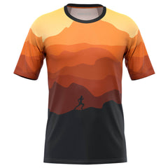 ORG Men's Run Free Short Sleeve Running Shirt