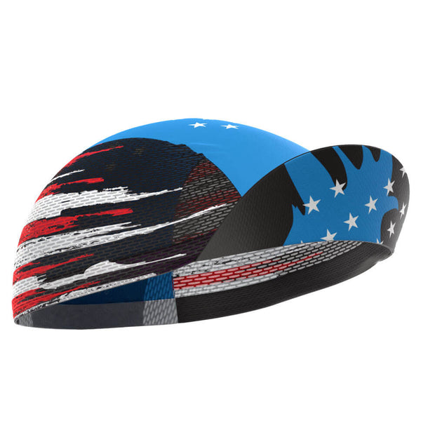 Unisex Honor The Fallen Quick-Dry Cycling Cap