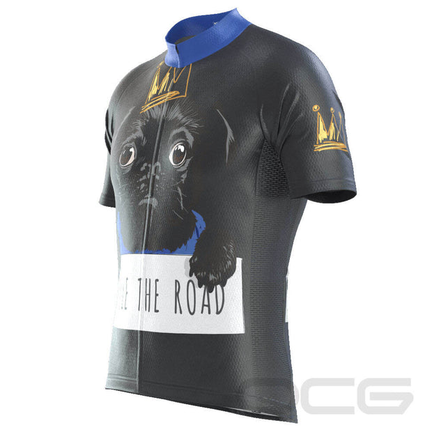 Men's Rule the Road Short Sleeve Cycling Jersey