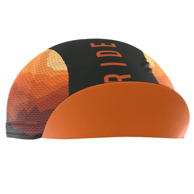 Unisex Ride Free Quick-Dry Cycling Cap
