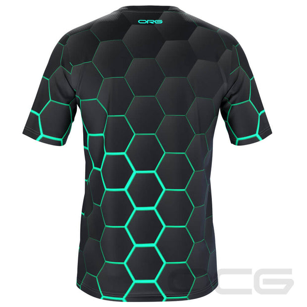ORG Men's Radioactive Technical Running Shirt