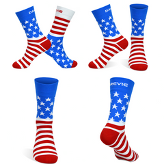 American Stars Pro Breathable Cycling Socks