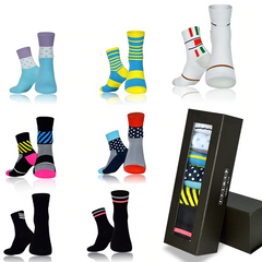 A Sock a Day Pro Cycling Socks 7-Pack Bundle