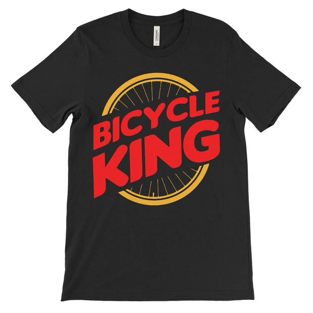 Men's Cycling King T-Shirt