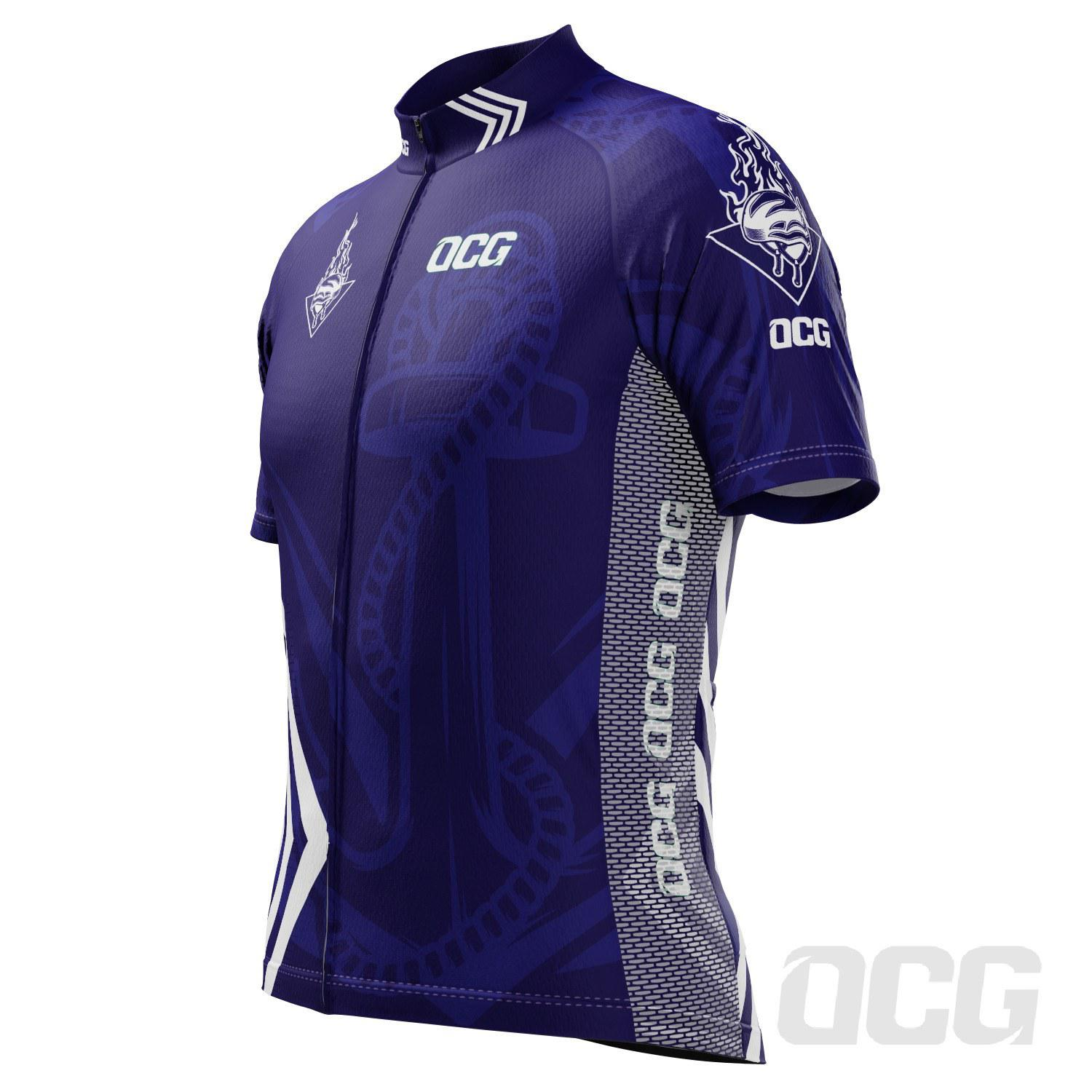 Men's The Docks Short Sleeve Cycling Jersey