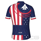 Air Force American Flag Armed Forces Cycling Jersey By OCG Originals