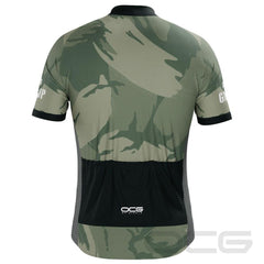 Men's American Armed Forces Short Sleeve Cycling Jersey