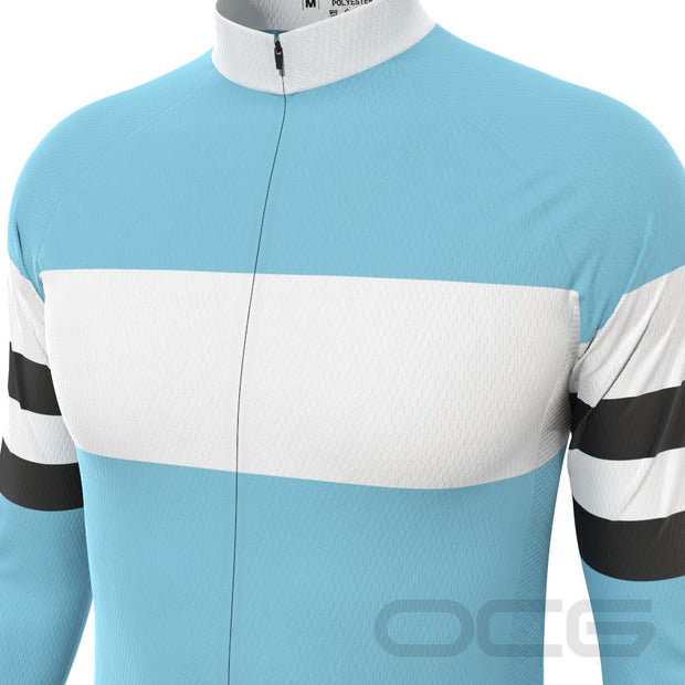 Men's The Bond Signature Series Long Sleeve Cycling Jersey
