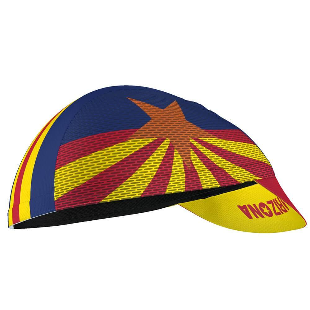Arizona State Quick-Dry Cycling Cap - Online Cycling Gear