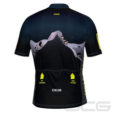 Heavy Weight Racing Gravity Short Sleeve Cycling Jersey By OCG Originals