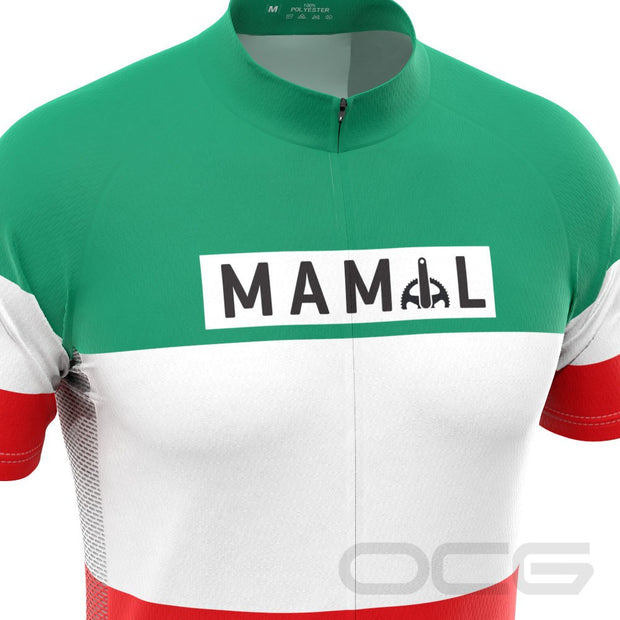 The Franco MAMIL Apparel Italia Cycling Jersey