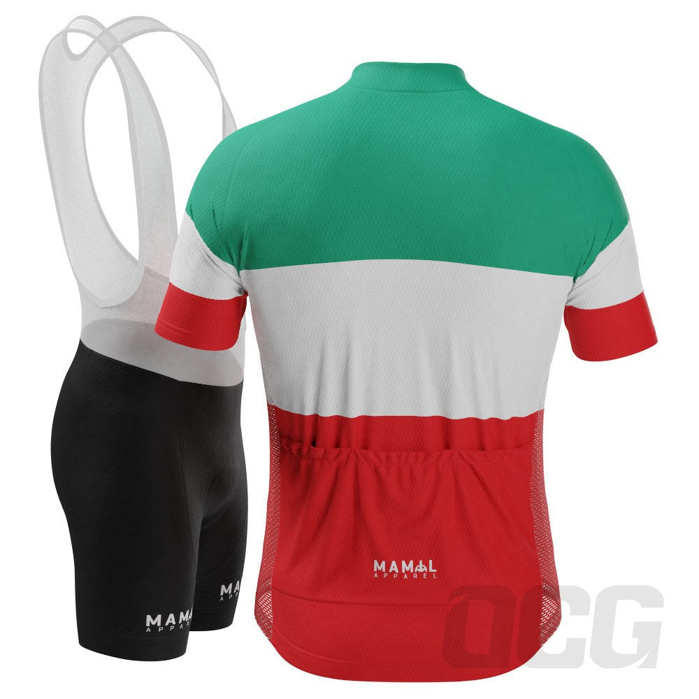 The Franco MAMIL Apparel Italia Short Sleeve Cycling Kit