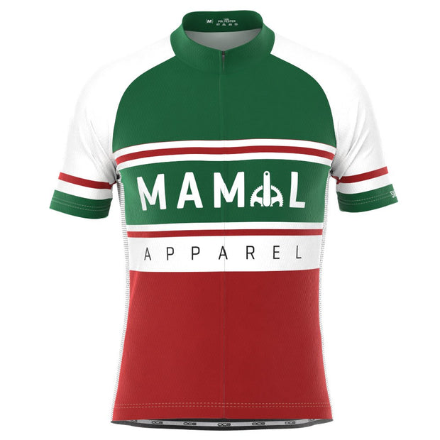 The Skippy MAMIL Men's Short Sleeve Cycling Jersey