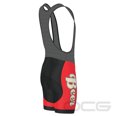 Men's Beer Pro-Band Cycling Bib By OCG Originals