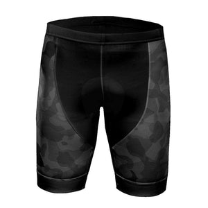 Men's Camouflage Pro-Band Cycling Shorts By OCG Originals