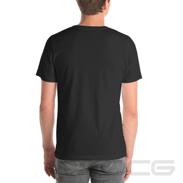 Men's Cycling King T-Shirt By CustomCat