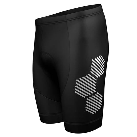 Men's Hexagon Pro-Band Cycling Knicks Shorts By Online Cycling Gear