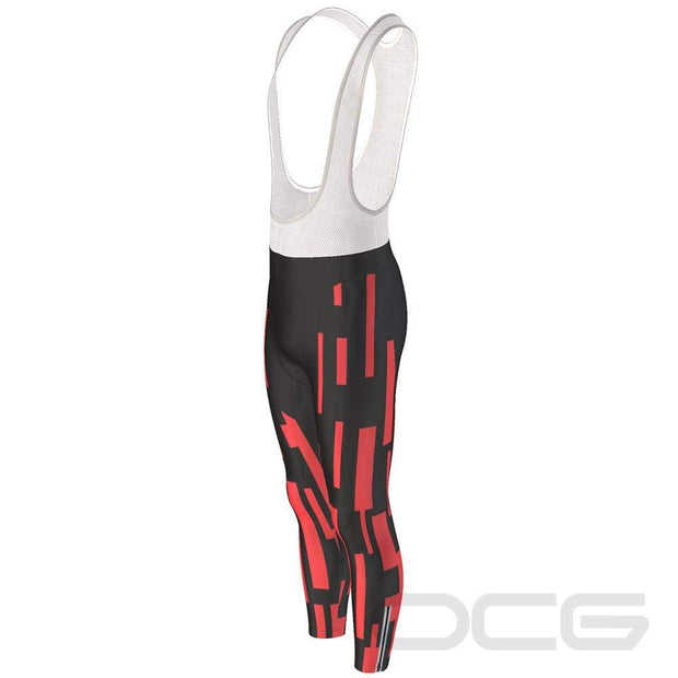 Men's High Road Full-Length Cycling Bib Tights By Online Cycling Gear