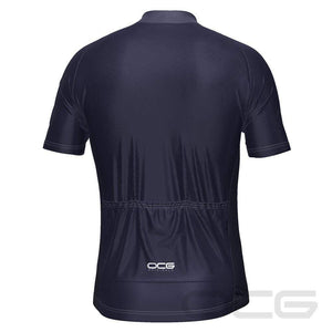 Men's Suit and Tie Short Sleeve Cycling Jersey By OCG Originals