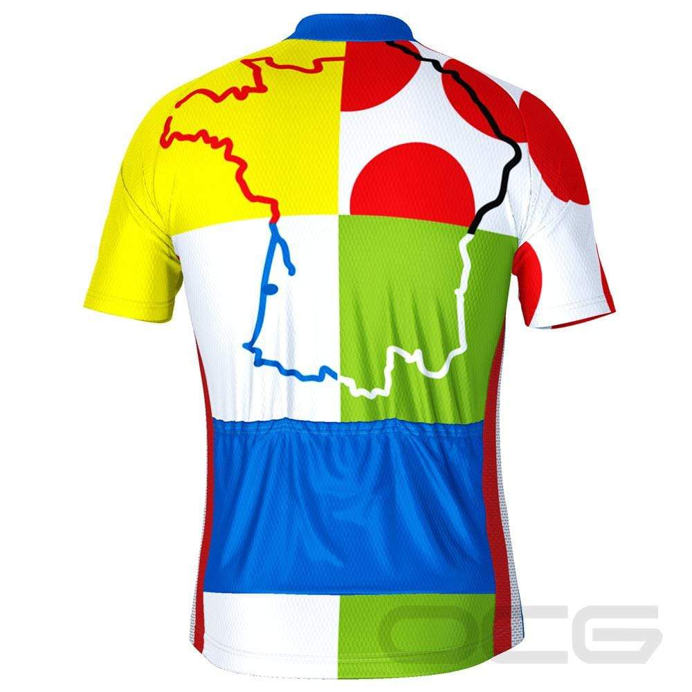 TOUR DE FRANCE MENS T-SHIRT SELECTION
