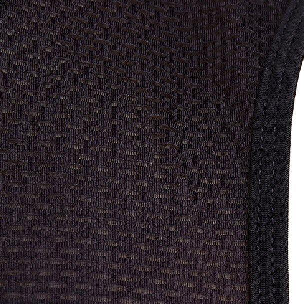 Men's Black Mesh Sleeveless Cycling Base Layer