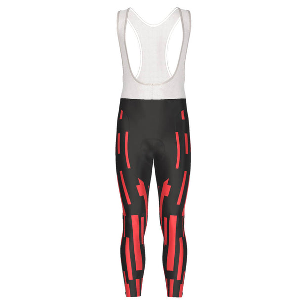 Men's High Road Full-Length Cycling Bib Tights