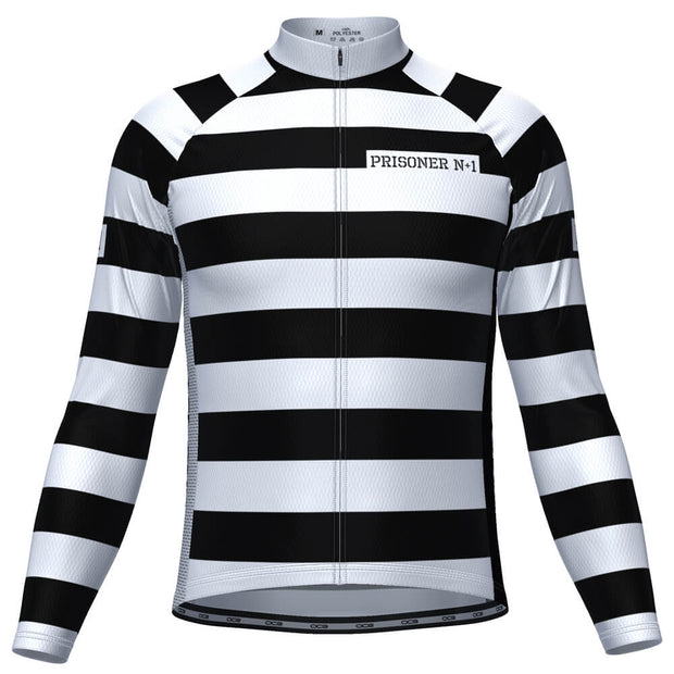 Men's Convict N+1 One Bike Too Many Long Sleeve Cycling Jersey