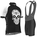 Men's Mexican Mask Short Sleeve Cycling Kit